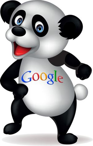 Panda Google Dance