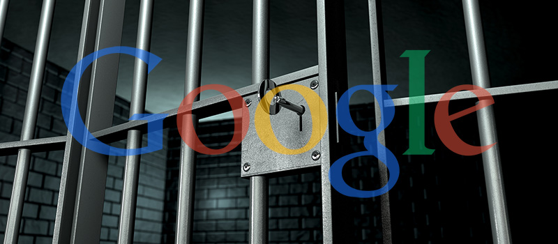 Google Penalty Jail